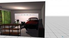 Raumgestaltung garaż in der Kategorie Garage