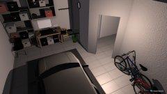 Raumgestaltung Garage - Keller1 KlöPla in der Kategorie Garage