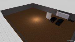 Raumgestaltung garage versuch 1 in der Kategorie Garage