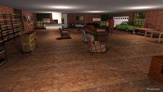 Raumgestaltung garage versuch 2 in der Kategorie Garage