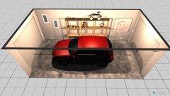 Raumgestaltung Garage1 in der Kategorie Garage