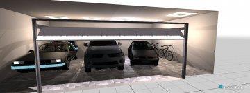 Raumgestaltung Garagem M&D in der Kategorie Garage