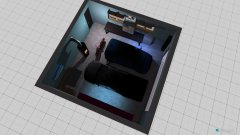 Raumgestaltung Garaz Sebo in der Kategorie Garage