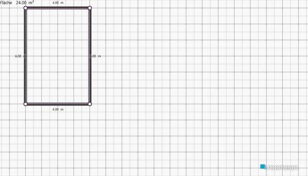 Raumgestaltung Gartenhaus 1 in der Kategorie Garage