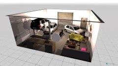 Raumgestaltung hallle2 in der Kategorie Garage
