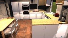 Raumgestaltung Haus Küche 1 in der Kategorie Garage