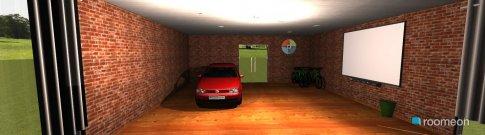 Raumgestaltung JONATHAN GARAGE in der Kategorie Garage