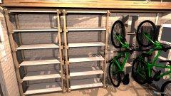 Raumgestaltung Keller Mutti v2 in der Kategorie Garage