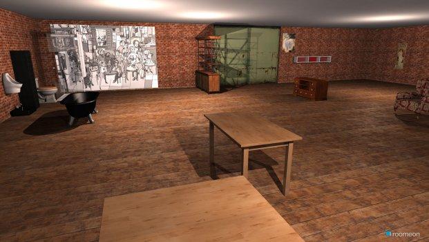 Raumgestaltung Ort in der Kategorie Garage