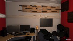 Raumgestaltung Recording in der Kategorie Garage