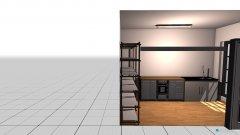 Raumgestaltung Schuppen in der Kategorie Garage