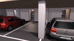 Raumgestaltung stallingsgarage in der Kategorie Garage