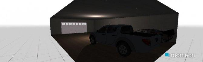 Raumgestaltung taylor in der Kategorie Garage