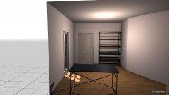 Raumgestaltung Waschküche in der Kategorie Garage