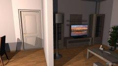 Raumgestaltung Wohnküche in der Kategorie Garage