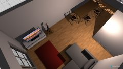 Raumgestaltung wohnzimmer in der Kategorie Garage