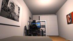 Raumgestaltung Zimmer mit Cool in der Kategorie Garage