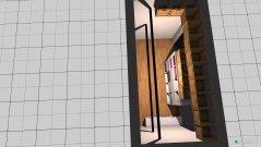 Raumgestaltung Ankleidezimmer in der Kategorie Garderobe