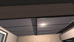 Raumgestaltung Begehbarer Kleiderschrank in der Kategorie Garderobe