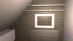 Raumgestaltung Bekleidungszimmer in der Kategorie Garderobe