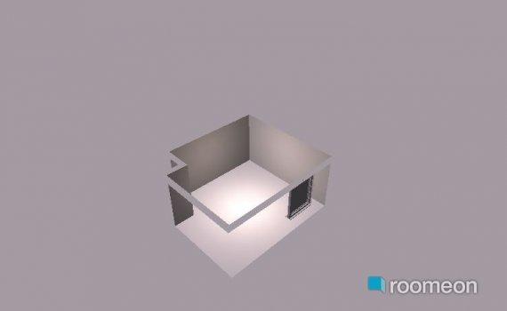 Raumgestaltung eingang haus in der Kategorie Garderobe