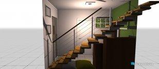 Raumgestaltung Flur KG in der Kategorie Garderobe
