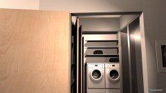 Raumgestaltung Havendreef garderobe wasruimte in der Kategorie Garderobe
