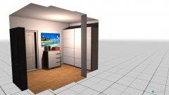 Raumgestaltung jj in der Kategorie Garderobe