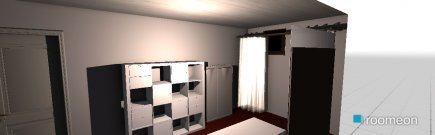 Raumgestaltung Kleiderschrank in der Kategorie Garderobe