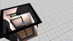 Raumgestaltung Kleinwohnung in der Kategorie Garderobe