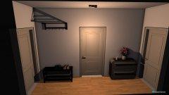 Raumgestaltung Mein Flur in der Kategorie Garderobe