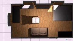 Raumgestaltung raum 3 in der Kategorie Garderobe