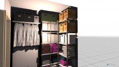 Raumgestaltung satnik in der Kategorie Garderobe