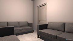 Raumgestaltung sofaraum in der Kategorie Garderobe