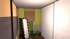 Raumgestaltung Umkleide Hoppach3 in der Kategorie Garderobe