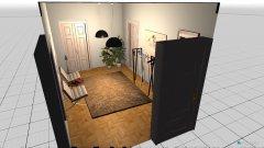 Raumgestaltung Vorraum Wien in der Kategorie Garderobe
