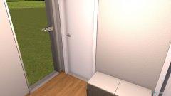 Raumgestaltung Vorzimmer in der Kategorie Garderobe