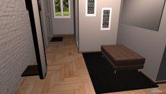 Raumgestaltung vorzimmmer in der Kategorie Garderobe