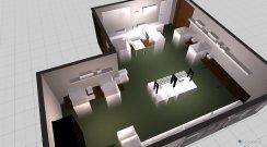 Raumgestaltung Werkstatt soll in der Kategorie Garderobe