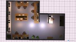 Raumgestaltung Werkstatt_THI in der Kategorie Garderobe