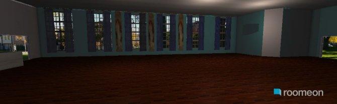 Raumgestaltung 1st Draft Hall in der Kategorie Halle