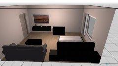Raumgestaltung a in der Kategorie Halle