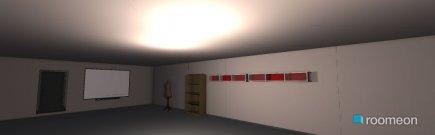 Raumgestaltung Art room in der Kategorie Halle