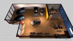 Raumgestaltung car design in der Kategorie Halle