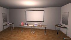 Raumgestaltung exhibtion 3  in der Kategorie Halle