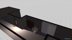 Raumgestaltung flat in der Kategorie Halle