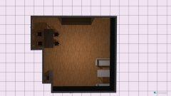 Raumgestaltung Freizeitraum 3 in der Kategorie Halle