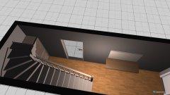 Raumgestaltung gang in der Kategorie Halle