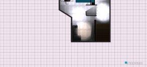 Raumgestaltung grundriss in der Kategorie Halle