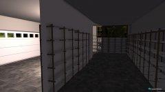 Raumgestaltung halle in der Kategorie Halle